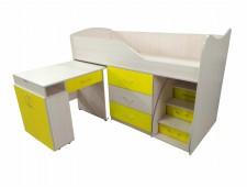 кровать комната №5 +стол